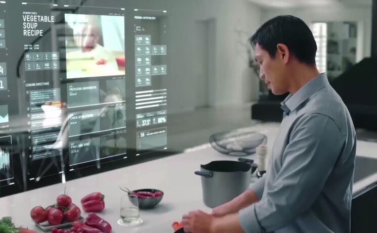未来电视宣传片
