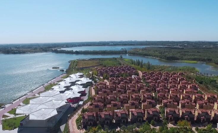 北京半岛 地产宣传视频