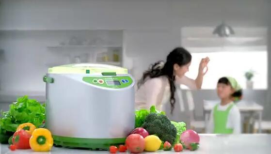 洗菜机 电视广告片