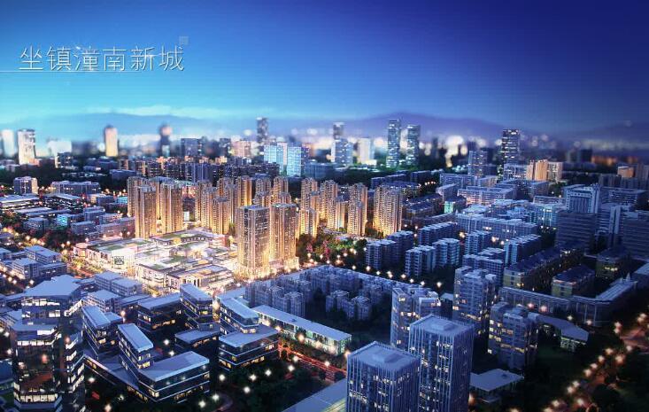 隆鑫·中央大街地产动画